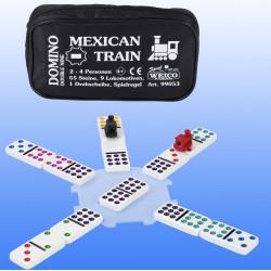 Domino Mexican Train Double...