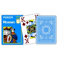 POKER 4 Jumbo Index 100% Plast