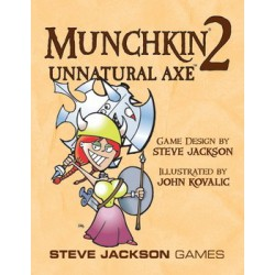 MUNCHKIN 2: The Unnatural Axe