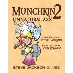 MUNCHKIN 2: The Unnatural Axe