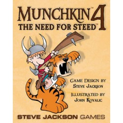MUNCHKIN 4 : Need for steed