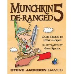 MUNCHKIN 5 : DE-ranged