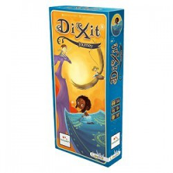 DIXIT 3  Journey. expansion