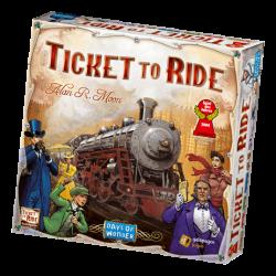 Ticket To Ride Amerika