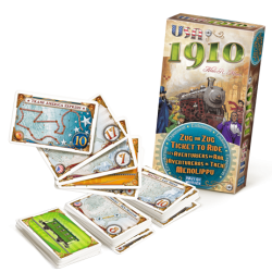 Ticket To Ride USA 1910, Expansion