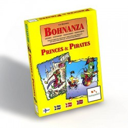Bohnanza Prices & Pirates Svenska regler