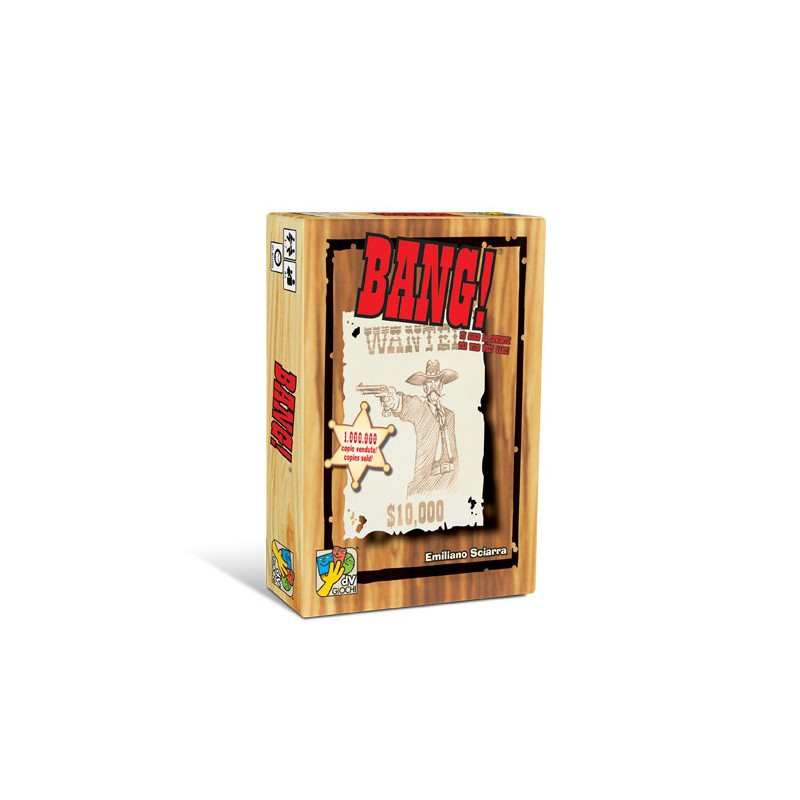 BANG, The Wild West Game
