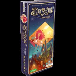 DIXIT 6 Memories, expansion