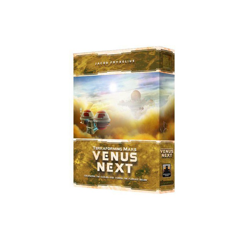 Terraforming Mars, Venus Next