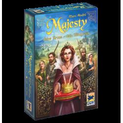 Majesty, Nordisk utgåva