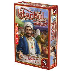 Istanbul, The Dice Game