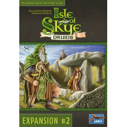 Isle of Skye, Druids expansion