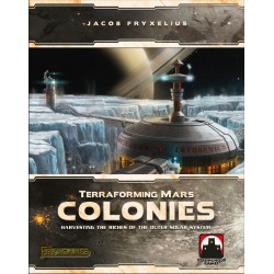 Terraforming Mars, Colonies