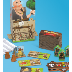 Kingdomino, Age of Giants, expansion
