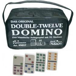 Domino Double Twelve