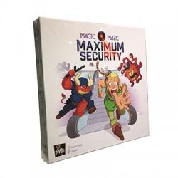 Magic Maze, Maximum Security